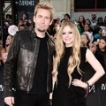 Chad Kroeger dan Avril Lavigne di Red Carpet MuchMusic Video Awards 2013