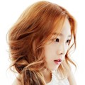 Tae Yeon Girls' Generation di Majalah High Cut Edisi Juni 2013