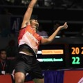 Tommy Sugiarto di Babak Final Tunggal Putra Singapura Open Superseries 2013