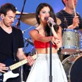 Penampilan Selena Gomez di Macy's Fourth of July Fireworks Spectacular