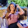 Aksi Panggung Mariah Carey di Macy's Fourth of July Fireworks Spectacular