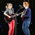 Duet Taylor Swift dan Ed Sheeran Meriahkan Macy's Fourth of July Fireworks Spectacular