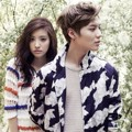 Na Eun A Pink dan Taemin SHINee di Pemotretan 'We Got Married'