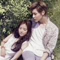 Romantisnya Na Eun A Pink dan Taemin SHINee di Pemotretan 'We Got Married'