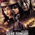 Poster Film 'The Lone Ranger'