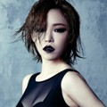Ga-In Brown Eyed Girls di Majalah Vogue Edisi Agustus 2013