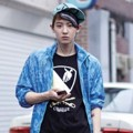 Chanyeol EXO di Teaser Repackage Album 'Growl'