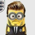 Karakter Minion David Beckham