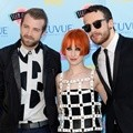 Paramore Hadir di Teen Choice Awards 2013