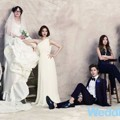Pasangan 'We Got Married' Berfoto Bersama