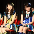 Naomi, Ve dan Nabilah JKT48 Saat Peluncuran Single 'Fortune Cookie in Love'