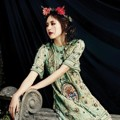Lee Yeon Hee di Majalah Vogue Edisi September 2013