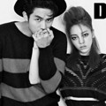 Seulong 2AM dan Goo Hara Kara di Majalah Dazed&Confused Edisi September 2013