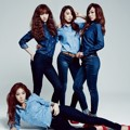 Sistar di Majalah High Cut Edisi September 2013