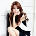 Sooyoung Girls' Generation di Majalah Elle Edisi September 2013