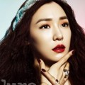 Tiffany Girls' Generation di Majalah Allure Edisi September 2013