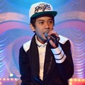Iqbal Coboy Junior di Grand Final Star Teen 2013