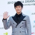 Kim Dong Wan Shinhwa di Red Carpet Korean Drama Awards 2013