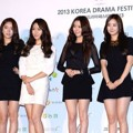 Dal Shabet di Red Carpet Korean Drama Awards 2013
