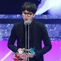 Yong Jun Hyung Beast Raih Piala Best Rookie Actor