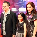 Keluarga Adi Bing Slamet di Red Carpet 'Celebration of a Decade'