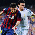 Duel Lionel Messi vs Pepe