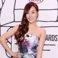 Tiffany Girls' Generation di Red Carpet YouTube Music Awards 2013