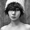 Bae Doona di Majalah Vogue Korea Edisi November 2013