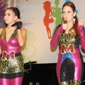 Duo Maia Saat Tampil di 'Nova Ladies Fair 2013'