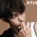 L Infinite di Majalah NYLON Edisi November 2013
