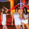 Aksi Panggung Sistar di MelOn Music Awards 2013