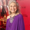 Lynn Cohen di Premiere Film 'The Hunger Games: Catching Fire'