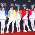 Crayon Pop di Red Carpet MAMA 2013