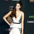 Han Chae Young di Red Carpet MAMA 2013