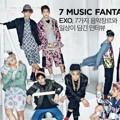 EXO di Majalah The Celebrity Edisi November 2013