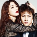 Taecyeon dan Lee Yeon Hee di Majalah High Cut Edisi November 2013