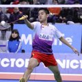 Simon Santoso Saat Berlaga di Korea Open Super Series 2014