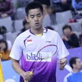 Simon Santoso di Babak Kualifikasi Korea Open Super Series 2014