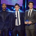 Michael B. Jordan, Zac Efron dan Miles Teller di People's Choice Awards 2014