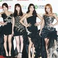 Sistar di Red Carpet Golden Disk Awards 2014
