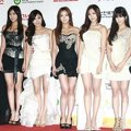 A Pink di Red Carpet Golden Disk Awards 2014