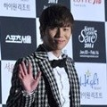 K.Will Hadir di Seoul Music Awards 2014