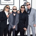 Metallica di Red Carpet Grammy Awards 2014