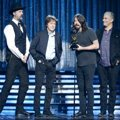 Paul McCartney, Dave Grohl, Krist Novoselic dan Pat Smear Raih Piala Best Rock Song