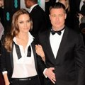 Angelina Jolie dan Brad Pitt di Red Carpet BAFTA Awards 2014