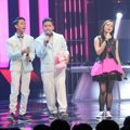 Penampilan Coboy Junior dan Indah Sunday Krunch di Konser 'Masterpiece'