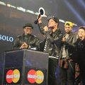 Bruno Mars Raih Piala International Male Solo Artist