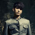 Peniel BTOB di Photoshoot Promo Album 'Thriller'
