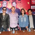 Jumpa Pers Konser Michael Learns to Rock