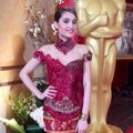 Cinta Laura di Red Carpet Oscar 2014